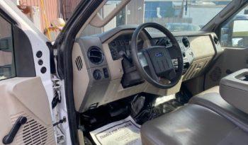 2008 Ford F-350 Super Duty 2WD Flatbed Hauler Truck full