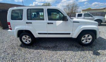 2012 Jeep Liberty 4×4 SUV full