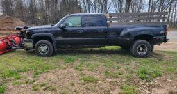 2005 Chevy 3500 LT 4×4 Crew Cab Dually Pickup Truck