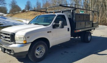 2002 Ford F-350 SD Flatbed Truck 69K Actual Miles full