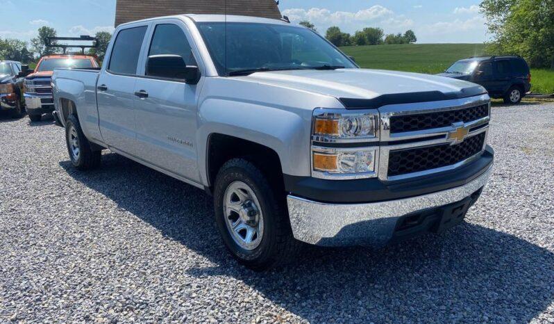 Chevrolet 1500 HD 2014 full